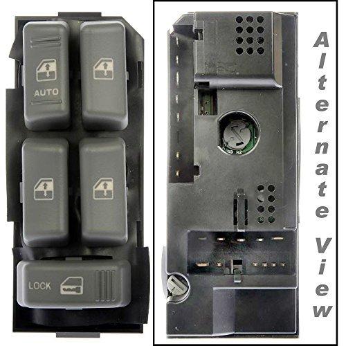 APDTY 012132 Chevy S10/Blazer/Tahoe/Suburban/Yukon/Bravada Master Power...