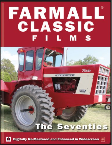 Film Look Kit - Farmall Classic Film The Seventies