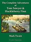 Bargain eBook - The Complete Adventures of Tom Sawyer and