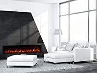 Landscape FullView Series Electric Firep...