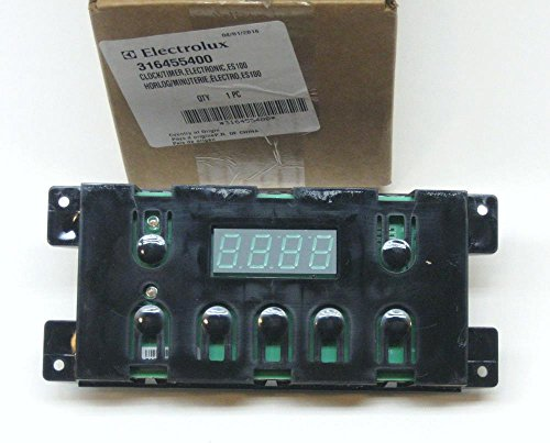 Cooking Appliances Parts Range Oven Clock Timer Electrolux Frigidaire 316455400 AP3956392 PS1528267