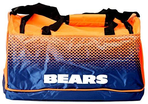 Chicago Bears Reisetasche Sporttasche - NFL Football Fanartikel Fanshop