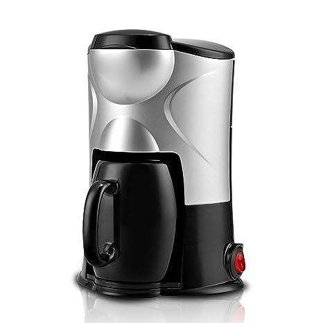 Amazon.com: YULONG - Cafetera de un solo porción, filtro ...