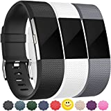 Wepro hui-193  Replacement Bands for Fitbit Charge 2 HR,...
