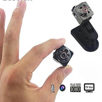 SQ8 Mini DVR cámara Sensor de movimiento Full HD 1080p HD mini visión nocturna por infrarrojos