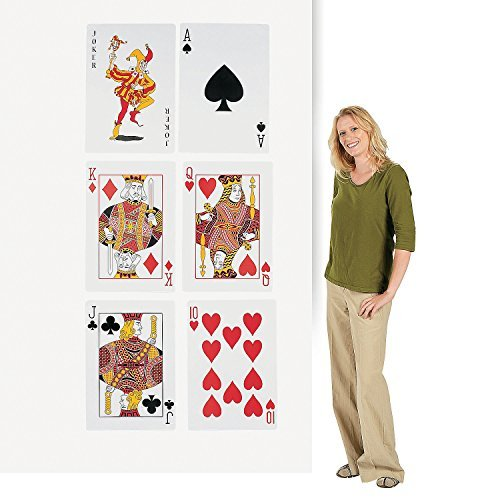 Playing Card Cutouts by OTD