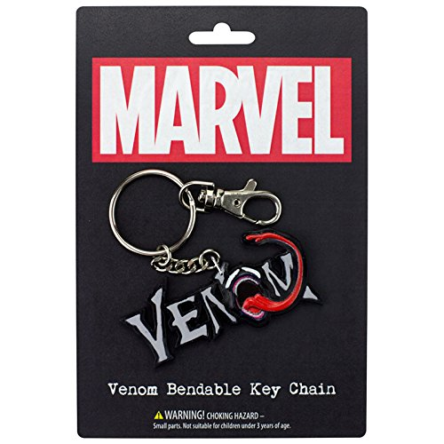 都内で Key Chain Chain - Marvel - - Venom Logo Bendable New Venom Toys Licensed krb-4604 B00V91VFQ2, 暮らしとコンロの店 -conroya-:7d88fd1d --- arianechie.dominiotemporario.com