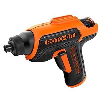 Black & Decker CS36BSC power screwdriver/mpact driver Negro ...