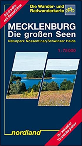 Karte Seen Mecklenburgische Seenplatte.Nordland Karten Mecklenburg Die Großen Seen Mecklenburgische