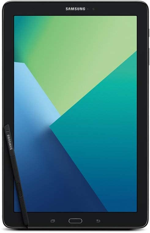 Samsung Galaxy Tab A SM-P580NZKAXAR 10.1-Inch 16 GB, Tablet with S Pen (Black) - (Renewed)