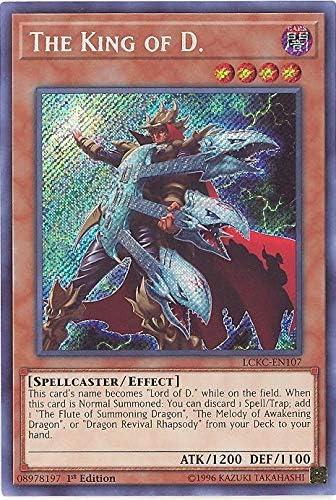 Blue-Eyes White Dragon Card! The King of D YuGiOh Kaiba Ultra Rare