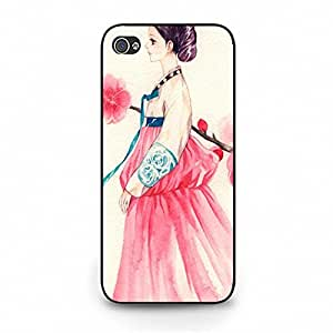 iPhone 5c 3D Phone Case Contracted Atmosphere Graph Cover Back Snap on iPhone 5c Elegant And Beautiful Classical Beauty Mobile Shell