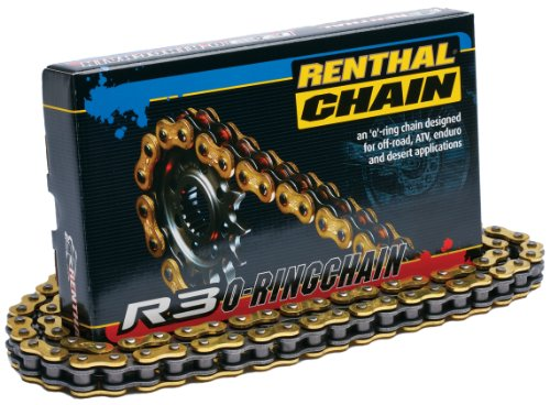 Renthal C291 R3-2 O-Ring 520-Pitch 114-Links Chain (Links O-ring)