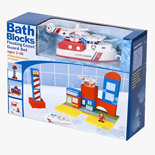 (BathBlocks Floating Coast Guard)