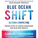 Blue Ocean Shift: Beyond Competing - Proven Steps to Inspire Confidence and Seize New Growth Audiobook by Renee Mauborgne, W. Chan Kim Narrated by Christian Steiner