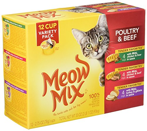 meow mix chicken and beef - 7