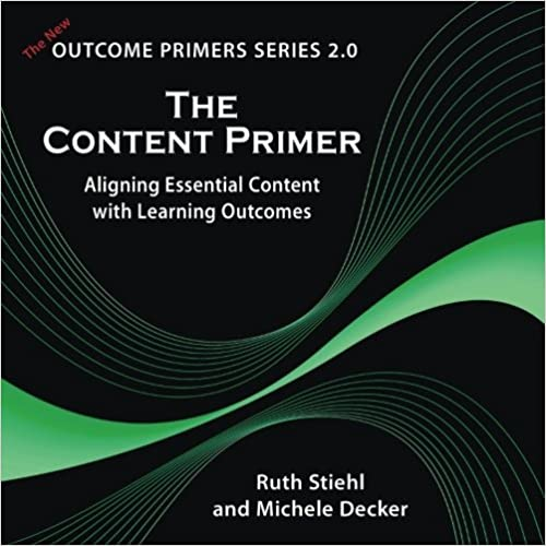 The CONTENT Primer: Aligning Essential Content with Learning Outcomes