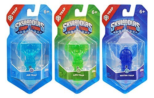 Skylanders Trap Team: Element Value Trap Pack (3 Traps) by Activision