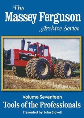 Ferguson Farm Tractors (The Massey Ferguson Archive Series Volume 17: Tools of the Professional)