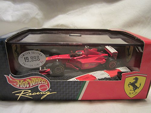 Hot Wheels 1:43 Limited Edition (19,998 made) Michael Schumacher Collection 1998 Ferrari - Collection Ferrari Sale For