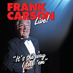 Frank Carson Live Performance