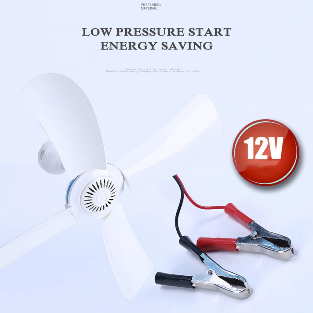 12V Deckenventilator//DC-Batterie gewidmet Ventilator// 20w//1 Geschwindigkeit//Batterieventilator//im Freien kampierender Decken-Ventilator