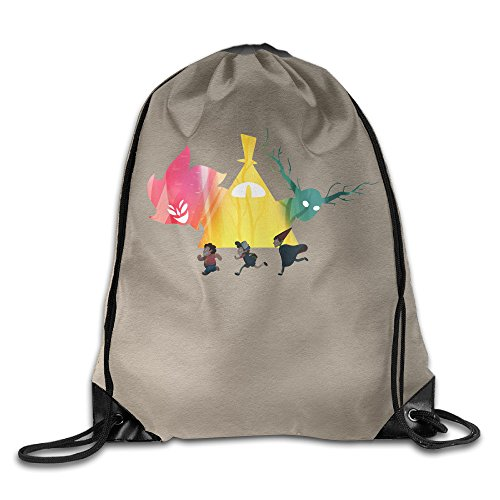 RCINC Custom Over The Wall Cartoon Travelling Bag White (Singapore Cartoon Costume)