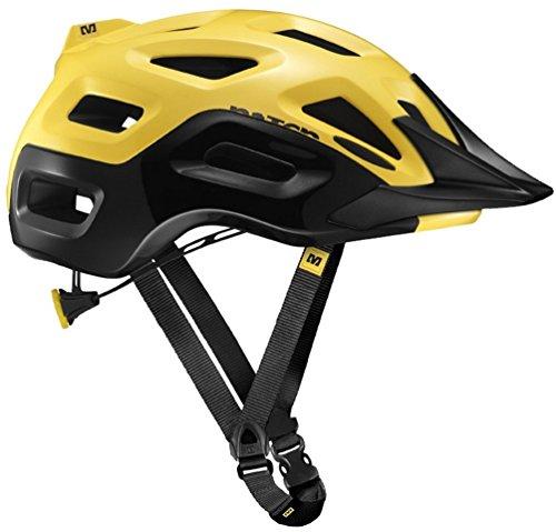 Mavic yellow mavic/black yellow/black (Head circumference: 57-63 cm) Mountain Bike Helmet Review