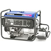Yamaha EF5200DE, 4500 Running Watts/5200 Starting Watts, Gas Powered Portable Generator, CARB Compliant