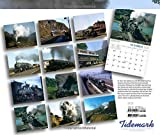 Baltimore & Ohio Railroad 2015 Calendar