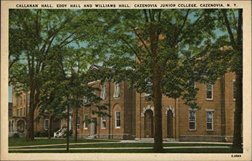 callanan-hall-eddy-hall-and-williams-hall-cazenovia-junior-college-original-vintage-postcard