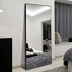 Amazon Com H Amp A 65 Quot X24 Quot Full Length Mirror Bedroom Floor