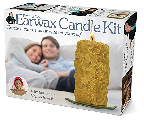 "Prank Pack ""Earwax Candle Kit"" – Standard Size Prank Gift Box"
