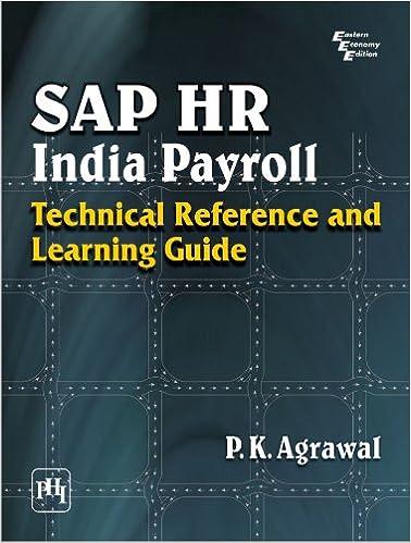 SAP HR India Payroll