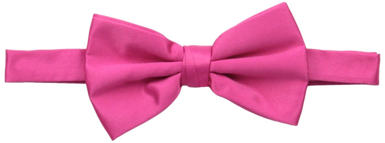 Stacy Adams Men's Solid Bow Tie