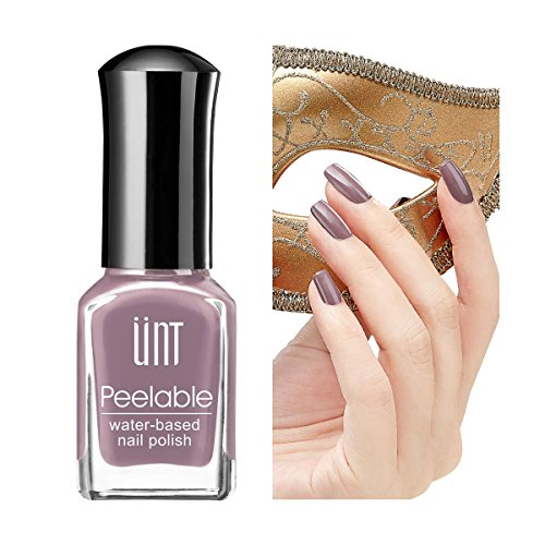 UNT Peel Off Nail Polish - Kid and Girls Non Toxic Water Based Fast Drying Peelable Nail Lacquer for Pregnant Woman, 7ml (MG010)