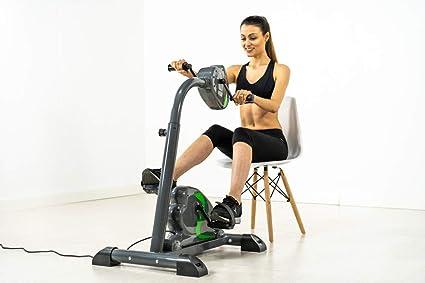 ECO-DE Bicicleta Dual Training estática para piernas y Brazos ...