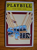 img - for Opening Night Color Playbill from Steel Pier starring Gregory Harrison Daniel McDonald Karen Ziemba Kristin Chenoweth book / textbook / text book