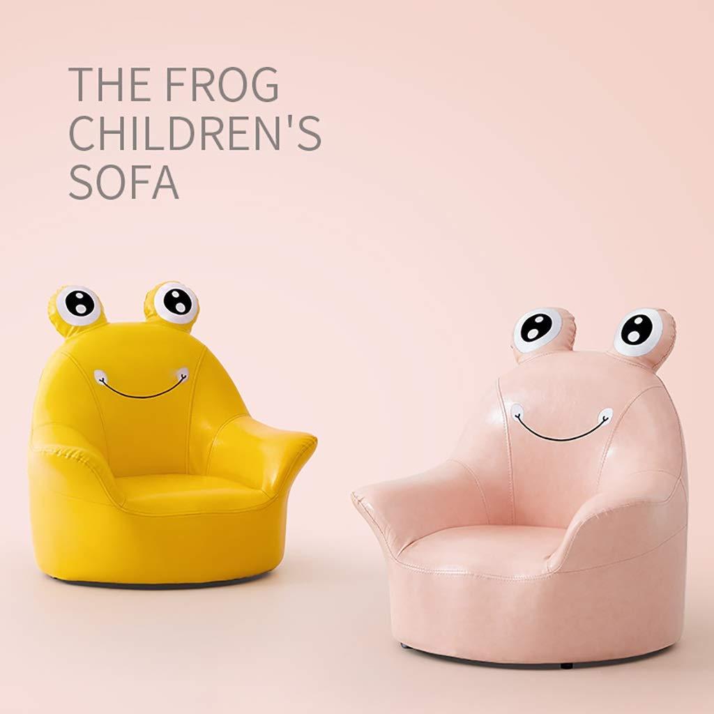 Amazon.com: LIUYONGJUN Sofá infantil de dibujos animados ...