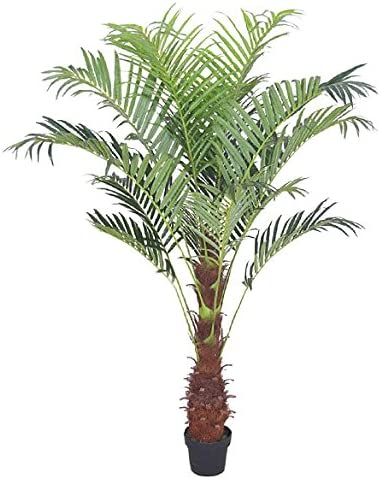 Palmier Areca Plante Arbre Artificiel Artificielle 180cm Decovego