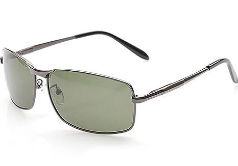 Police Gafas de sol macho coche conductor espejo gafas de ...