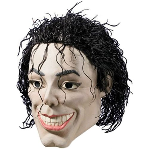 Price comparison product image Rubies Plastic Man Michael Jackson, One Size