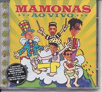 cd mamonas-assassinas-ao-vivo
