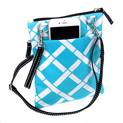 Closed Crossbody SCOUT Go Sally Resistant Bag Strap Lightly Lightweight Pocket Multi Bamboozled Water Adjustable Zips qqOYg