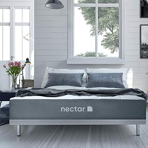 Amazon.com: Nectar Queen Mattress + 2 Free Pillows - Gel Memory Foam - CertiPUR-US Certified - 180 Night Home Trial - Forever Warranty: Kitchen & Dining