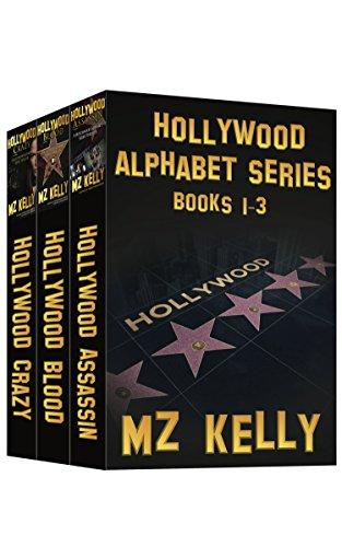 Hollywood Alphabet Series Box Set (Books 1 - - Kingston Series