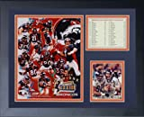 Legends Never Die 1998 Denver Broncos Super Bowl Champions Framed Photo Collage, 11x14-Inch