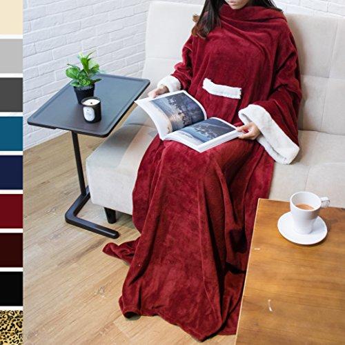 PAVILIA Deluxe Fleece Blanket