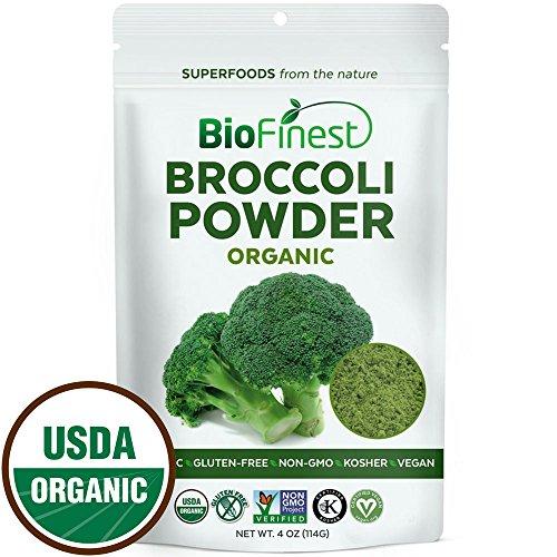 freeze dried broccoli - 7