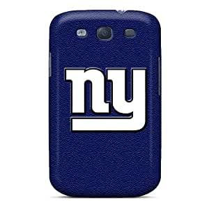 Tpu SSizemore Shockproof Scratcheproof New York Giants Hard Case Cover For Galaxy S3